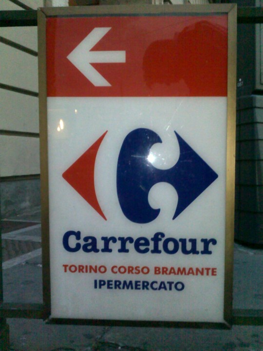 Damn you Carrefour!