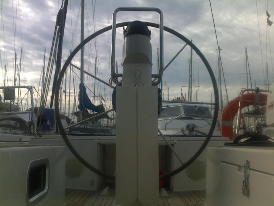 Xavier's Boat