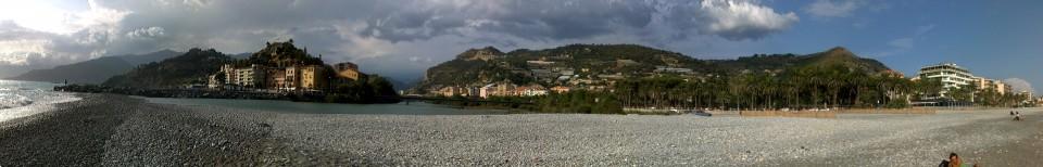 Ventimiglia   Coming Back from Monaco